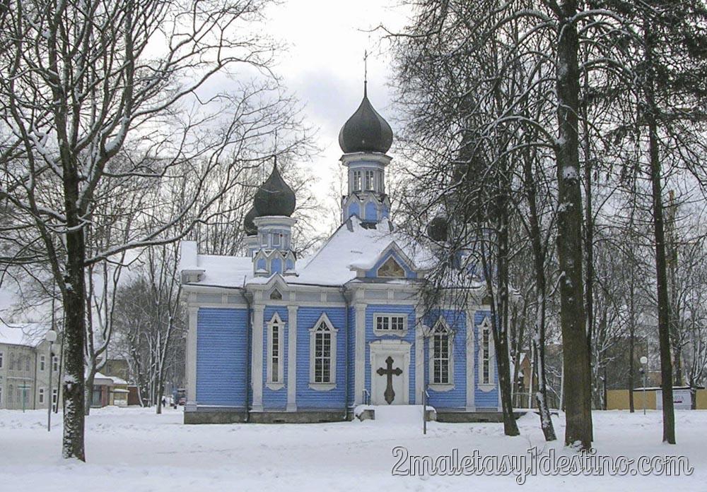 Iglesia de la alegría para todos los que sufren