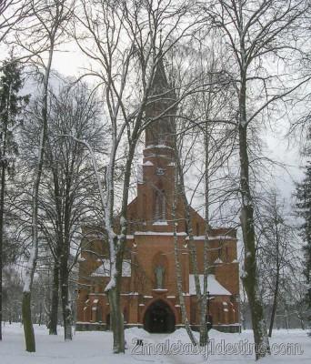 Iglesia del Escapulario de Santa María - Druskininkai
