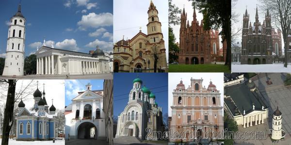Iglesias de Lituania