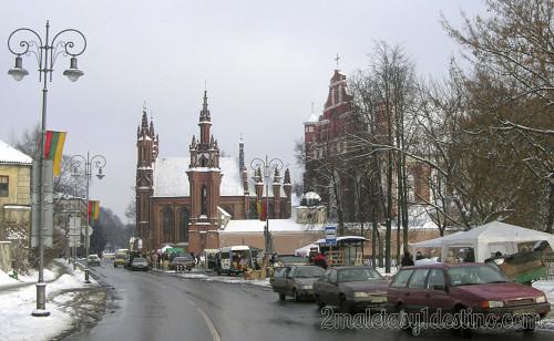 Iglesias de Santa Ana y de los Monjes Bernardinos