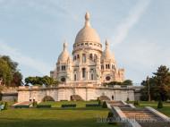 Sacré-Coeur Montmartre (Basílica del Sagrado Corazón)