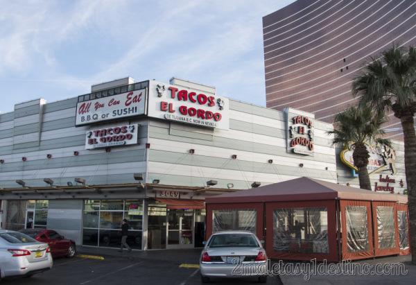 Tacos El Gordo Las Vegas