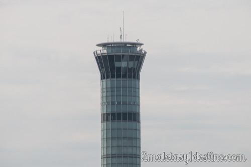 Torre de control Paris Charles de Gaulle