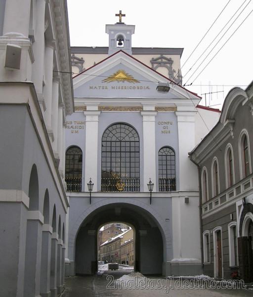 Virgen de Nuestra Señora de la Puerta de Aurora (Vilnius)