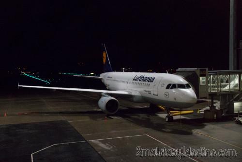 Airbus A319-100 de Lufthansa