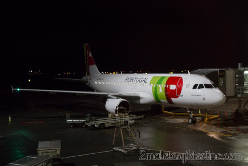 Airbus A320-214 (CS-TNW) TAP - Air Portugal