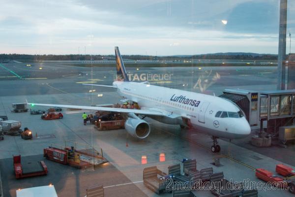 Airbus A320-214 (D-AIZN) Lufthansa