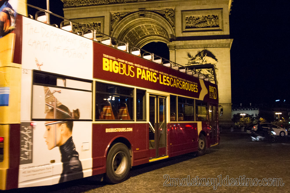 Big Bus París