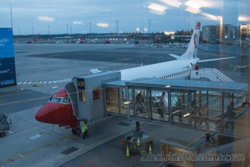 Boeing 737-36N (LN-KKL) Norwegian Air Shuttle