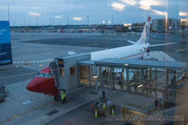 Boeing 737-36N (LN-KKL) Norwegian Air Shuttle