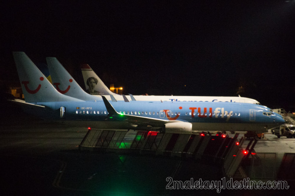 Boeing 737-8K5(WL) (SE-RFX) TUIfly