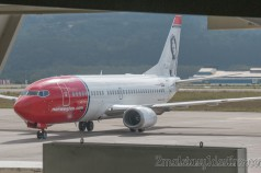 Boeing 737 (LN-KKL) Air Norwegian