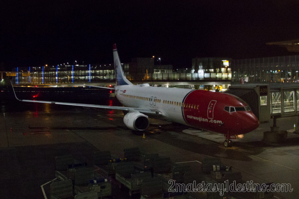 Boeing 737 - Norwegian Air Shuttle