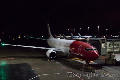 Boeing 737 - Norwegian Air Shuttle