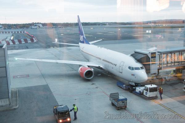 Boeing 737 - SAS