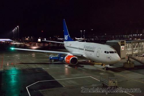 Boeing 737 - SAS Scandinavian Airlines