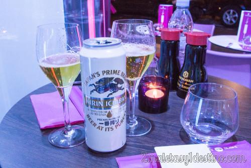 Cerveza Japonesa Kirin Ichiban