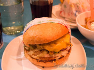 Cheese Royale Illegal Burger