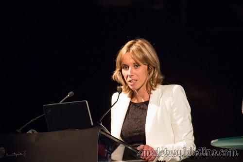 Estela Asenjo, presentación en Turistopia