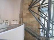 Gugenheim de Frank Gehry - Interior