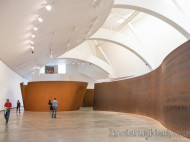 Guggenheim - La materia del tiempo de Richard Serra