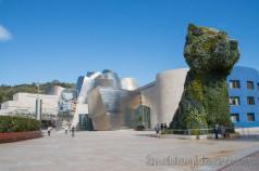 Guggenheim - Puppy de Jeff Koons