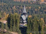 Iglesia en Holmenkollen