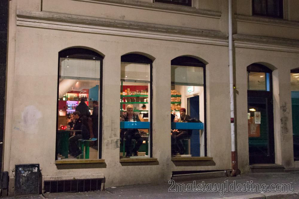 Illegal Burger Oslo