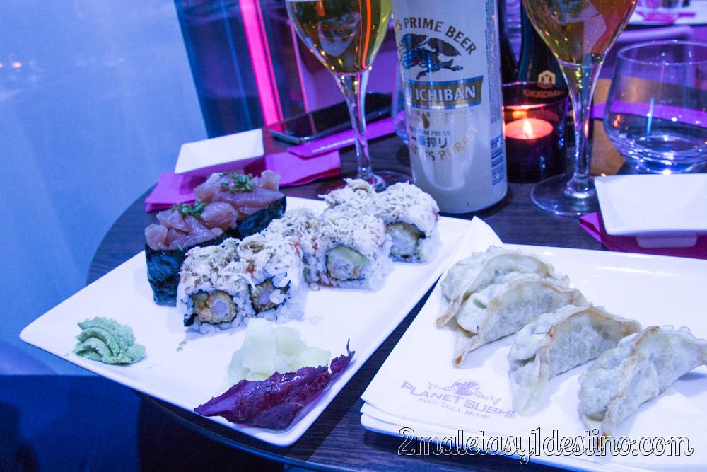 Maki Sushi Planet Suchi