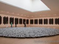 Museo Guggenheim - Círculo de Bilbao de Richard Long