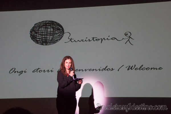 Natalia Zapatero de Turiskopio