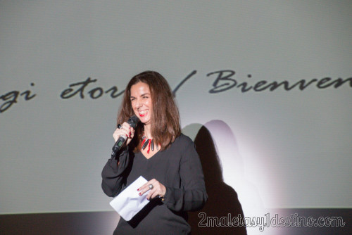 Natalia Zapatero en Turistopia