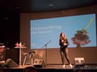 Natalia Zapatero en Turistopia Bilbao