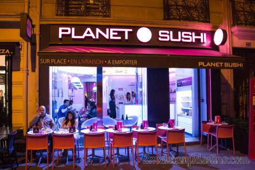Planet Sushi París