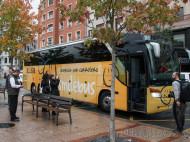 SmileBus de Alsa en Bilbao
