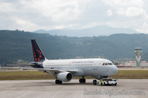 Airbus A319-111 (OO-SSE) Brussels Airlines