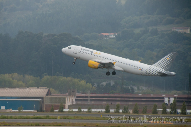 Airbus A320-214 (EC-HOI) Vueling Airlines