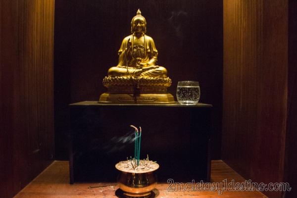 Buda de oro Busaba Eathai