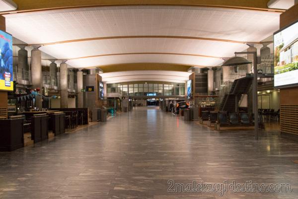 Terminal Aeropuerto Oslo