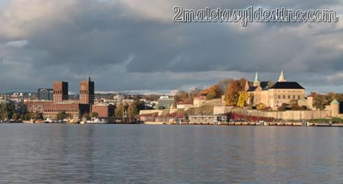 Viaje Oslo Noruega