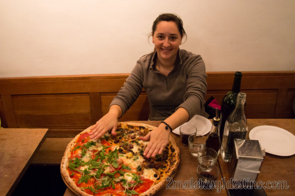 Vanina pizza Homeslice Neals Yard