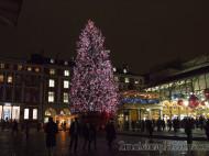 Árbol de Navidad en Covent Garden