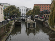 Canales en Camden Town
