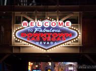 Welcome to Fabulous Downtown Las Vegas Nevada