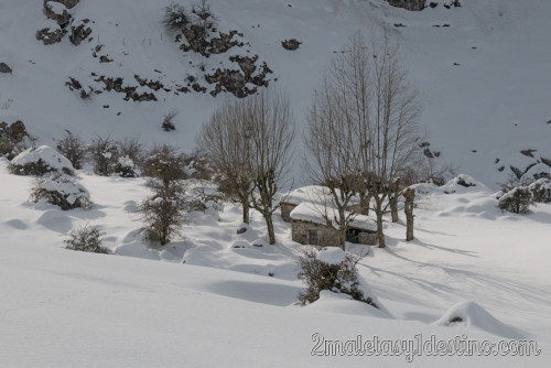 Refugio nevado