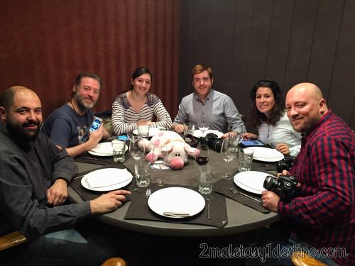 Bloggers Asturias Cocido Day