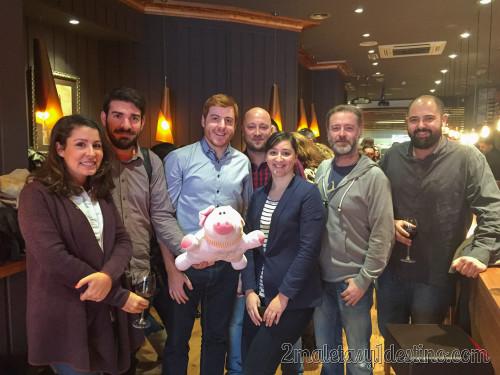 Bloggers en Naguar