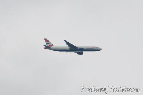 Boeing 777 - British Airways