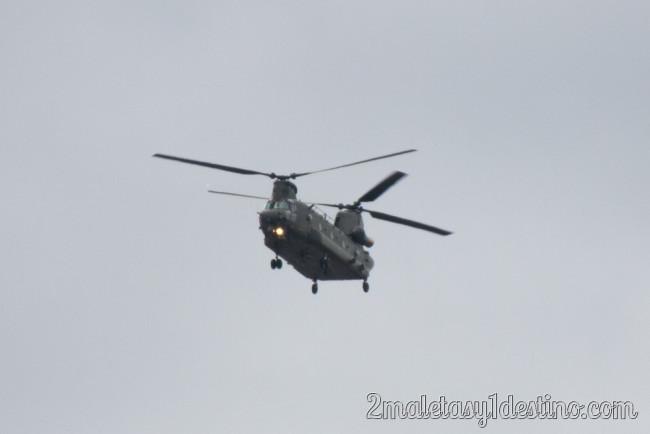 Boeing CH-47 Chinook del ejército