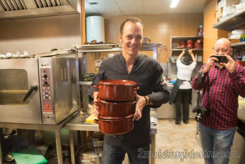 Chef Pedro Martino
